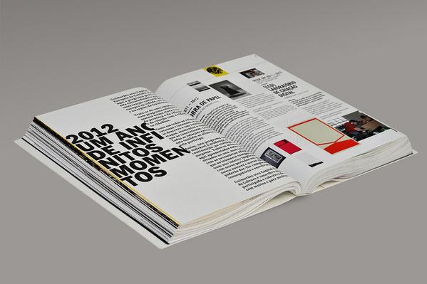 European Capital of Culture Programme Book #design #typography