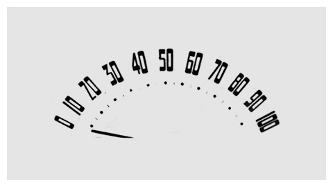 Chevrolet speedometer design #truck #speedometer #chevrolet #1941