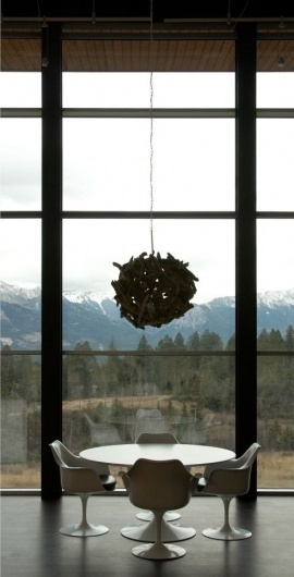 fh_070311_06 » CONTEMPORIST #interior #mountain #chair #design #tulip #pine #table #trees