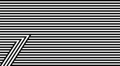 http://level11.tumblr.com/page/4 #stripes #blackwhite #seven