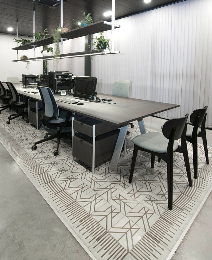 Modern Office Space in Bulgaria by Think Forward - InteriorZine