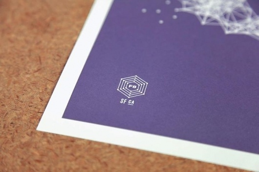Designing f8 2011: Identity (1 of 4)   Facebook #logo #identity #branding