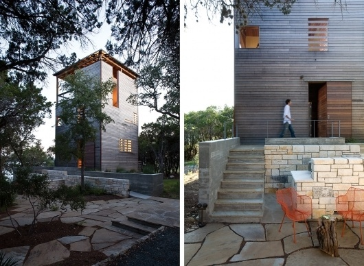 WANKEN - The Blog of Shelby White » Austin Texas Tower House #architecture