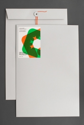 Spin × Design Museum – High-res Special   September Industry #print #design #graphic #crouwel #wim