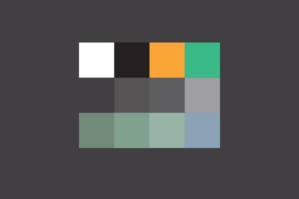 WalkNYC Hamish Smyth Design #colour