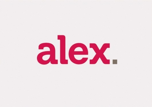 graphic design : . #logo #bank #alex