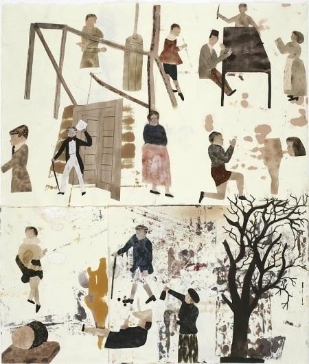Jockum+Nordström+3.jpg 643×756 pixels #illustration #sweden #collage #art