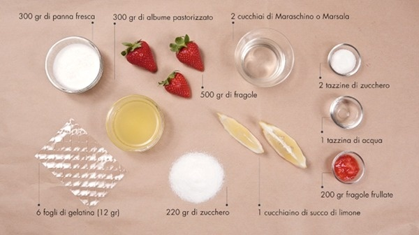 ingredienti_mousse #ingredients #italian #recipe #food