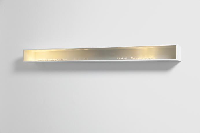 Light Line sculpture #sculpture #light #led #art