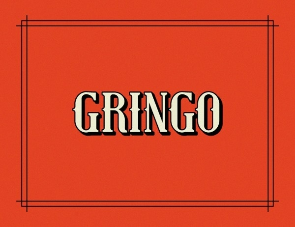 Gringo Font #type