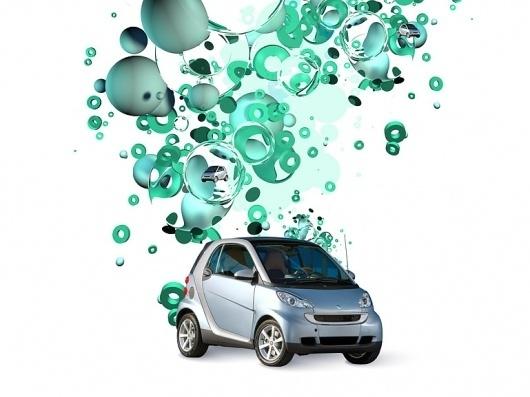 Mint: Cars On-Demand | FreeAssociation #bubbles