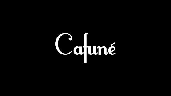 Cafuné Model Management #model #white #black #fashion #logo