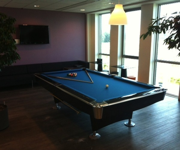 Buffalo Pro II American Slate Bed Pool Table #pool #table #gadget #home