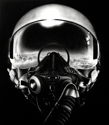 ROBERT LONGO - Works - YINGXIONG (HEROES), 2009 - Untitled (Ulysses) #helmet