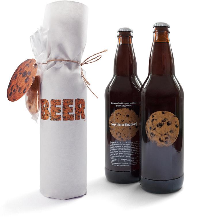 #beer, #cookies, #design