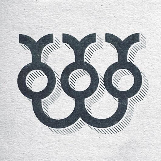 ALPHABATTLE – W — LetterCult #print #lettering #typography