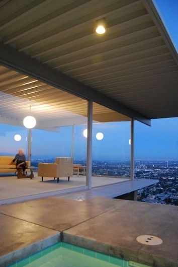 Architecture Photography: AD Classics: Stahl House / Pierre Koenig - camila baum_1 (83056) – ArchDaily #house #pierre #architecture #knig #stahl