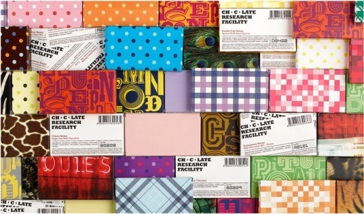 Asylum « Inspiration Lab #boxes #color #pattern