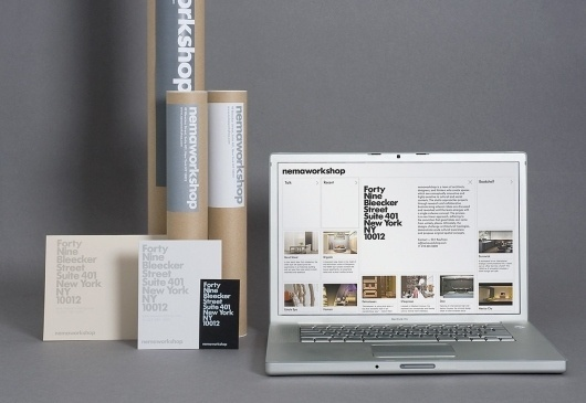 Marque – Recent Projects: Part 1   September Industry #minimal #branding