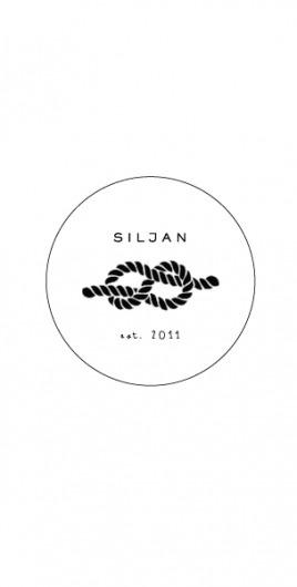 Nabil Samadani Design - Logo #knot #circle #sweden #siljan #swedish #logo