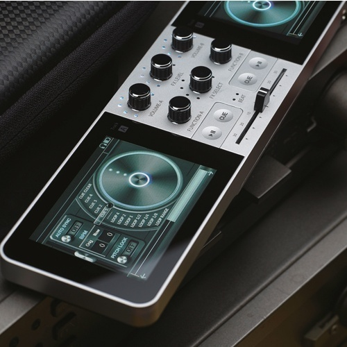 www.monsterproducts.com/godj/ #aluminum #interface #ui #music #instrument