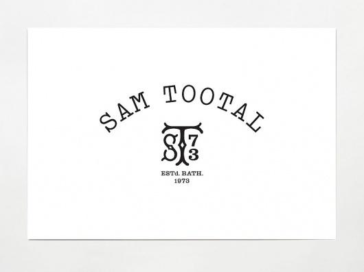 Manual - Sam Tootal #logo #brand #design