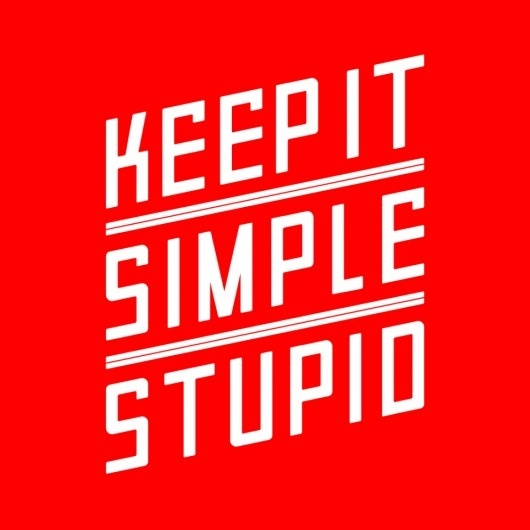 Keep-it-simple-stupid-960x960.png (PNG Image, 960 × 960 pixels) - Scaled (89%) #typogrpahy #design #phraseologyproject