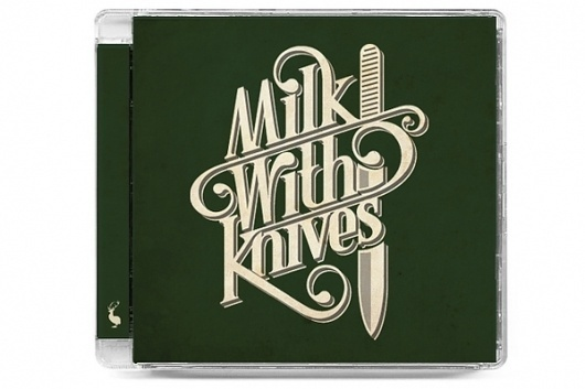 CD Typography on Typography Served #typography
