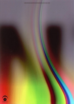 Design by Mitsuo Katsui #design #graphic #poster