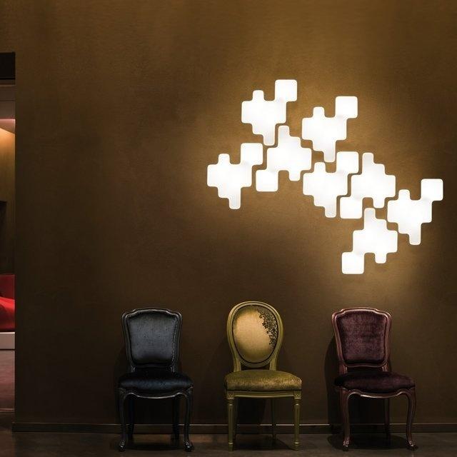 Pixel Wall Light by Kundalini #tech #flow #gadget #gift #ideas #cool