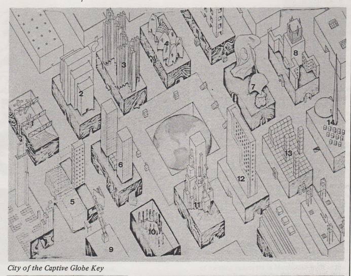 Rem kohl's, 'City of the Captive Globe', Architectural Design 47, no. 5 (1977) #urban