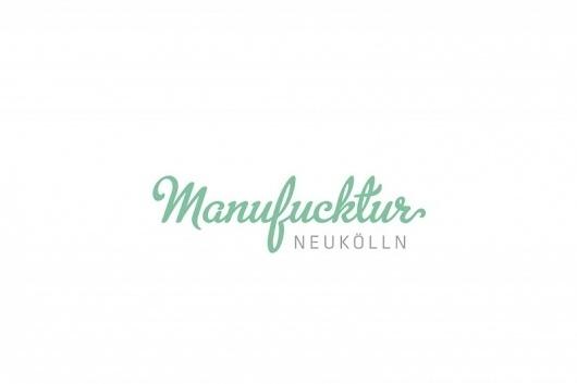 Manufucktur – Neukölln #logo #neuklln #berlin