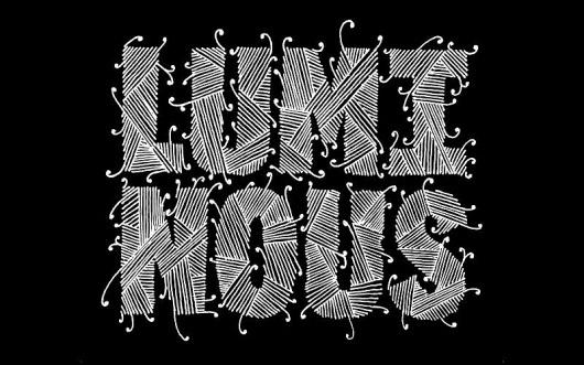 Klim Type Foundry Lettering #lettering