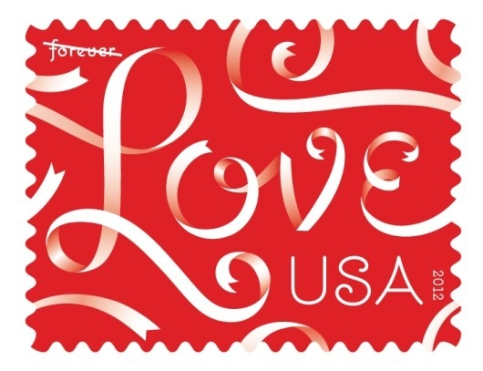CUSTOM LETTERS, BEST OF 2011, DAY TWO — LetterCult #stamp #i #this #yeah #love