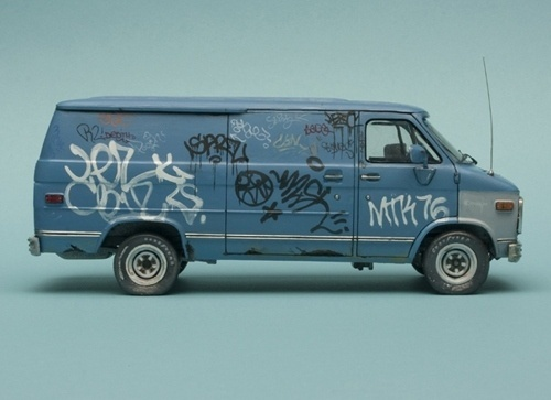 Partners & Spade | | Page 6 #graffitti #car