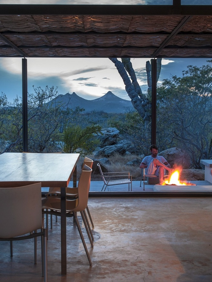 Zacatitos Retreat – Off Grid Desert Dwelling / Leckie Studio