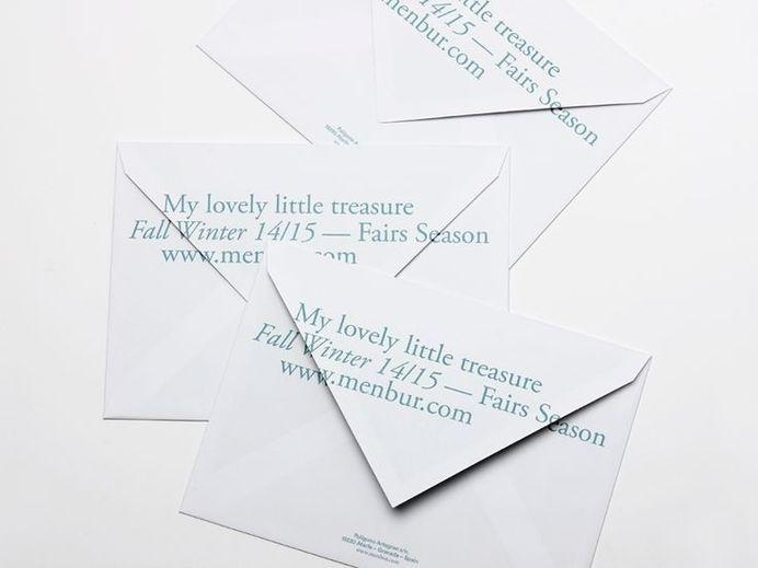 - #envelope #typography