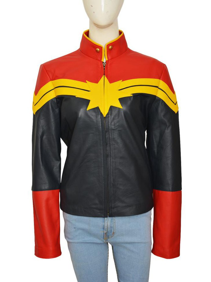 Captain Marvel Carol Danvers Costume - Album on Imgur