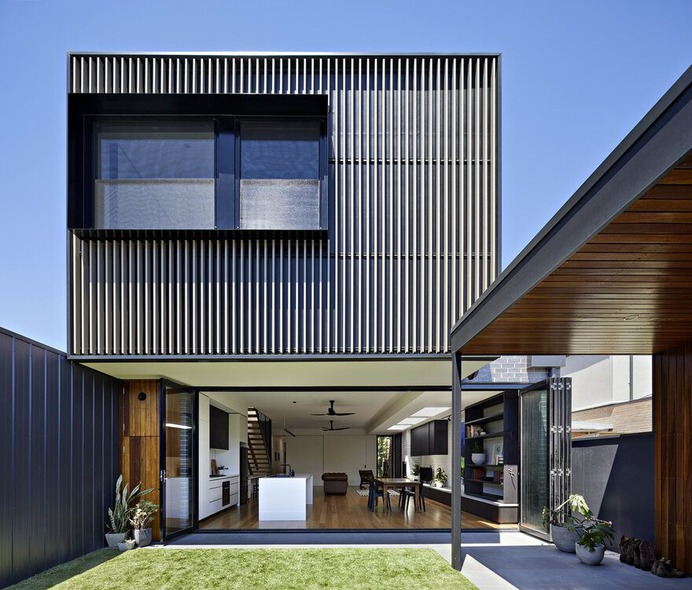 Edwardian Terrace House in Brunswick Gets an Original Upgrade
