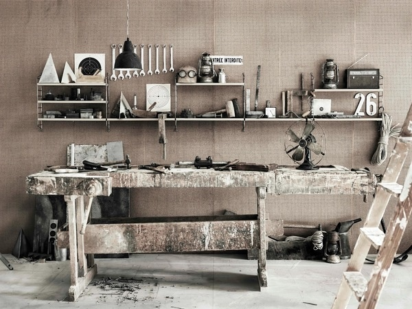 Lotta Agaton: String news.. #interior #string #design #decor #deco #shelf #decoration