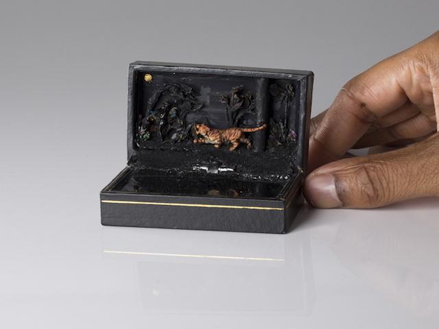 talwst01 #miniature #art #box #jewellery