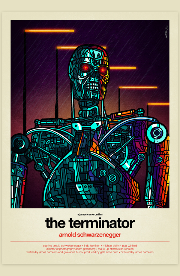 Van Orton #illustration #terminator