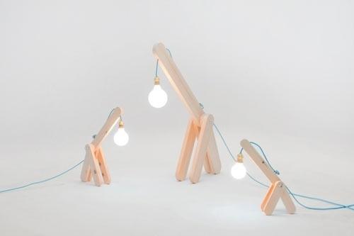 Nerdski | The Inspiration Blog of Nerdski Design Studio #bulb #lamp #furniture