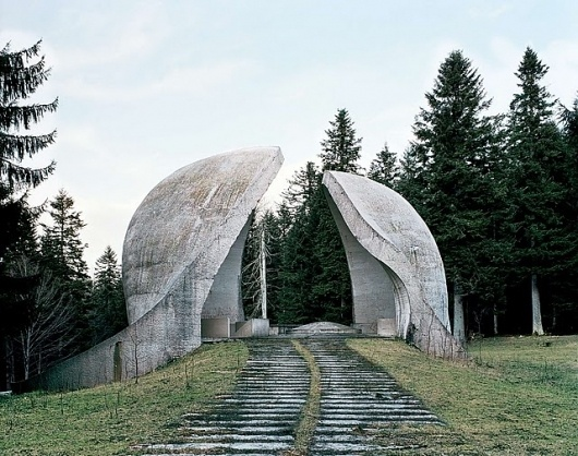25 Abandoned Yugoslavia Monuments that look like they're from the Future | Crack Two #photography #monument #yugoslavia