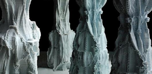 Gwangju Design Biennale - 4 | Flickr - Photo Sharing! #generative #fabrication #hansmeyer #digital #architecture #cnc #michael