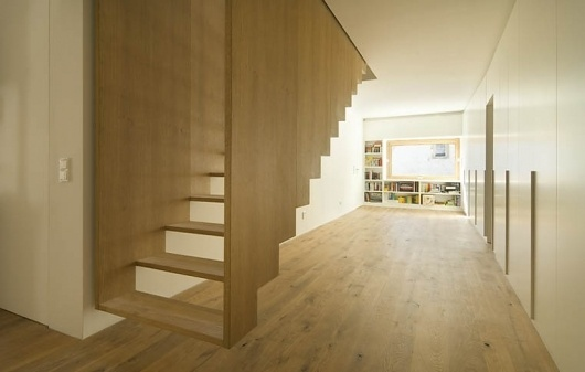Architekturbüro Memmingen - www.soho-architektur.de - #negative #soho #space #architecture #architektur #stair