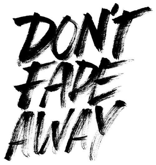 Tumblr #handdrawn #typography
