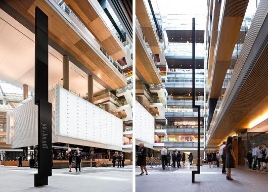 News/Recent - Fabio Ongarato Design   ANZ Centre #signage