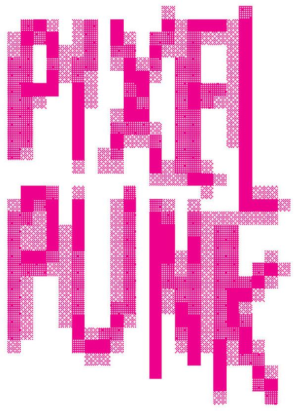 FloodIt Andrew Townsend #branding #pixel