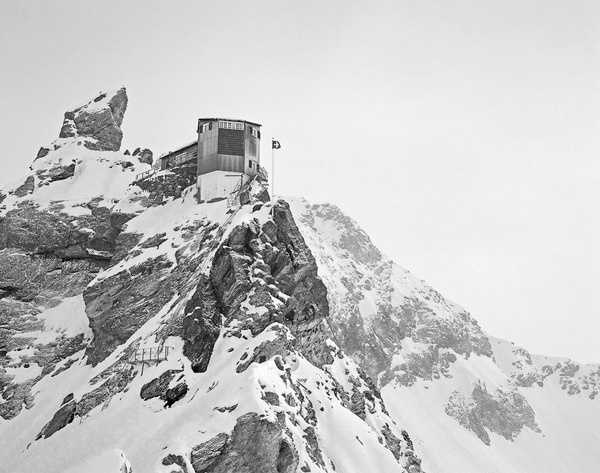 Alps // 40 Jamie Kripke #mountain #white #b&w #snow #black #nature #mountains #winter